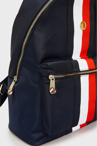 Женский темно-синий рюкзак POPPY BACKPACK CORP Tommy Hilfiger