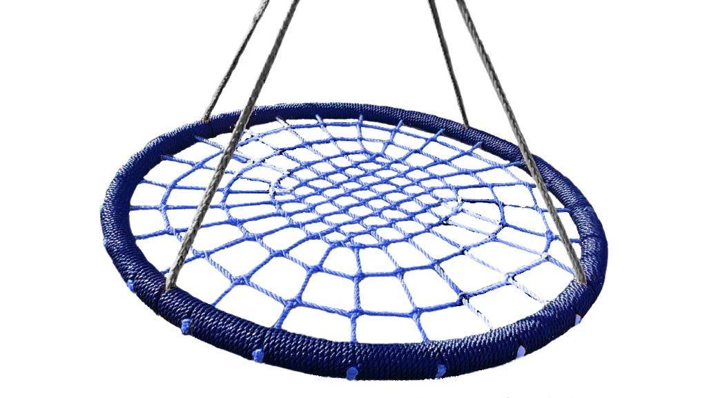 Аксессуары Качели-гнездо ХИТ 100 см blueblue45.jpg
