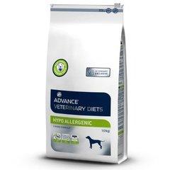 Гипоаллергенный корм для собак, Advance Hypo Allergenic, с проблемами ЖКТ и пищевыми аллергиями