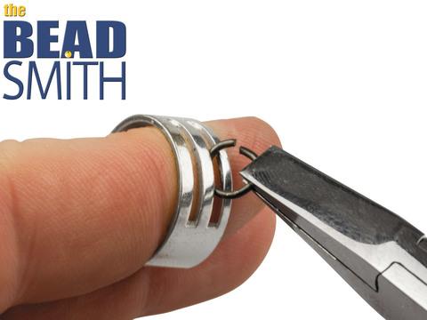 Инструмент для закрытия/открытия колечек Beadsmith (США)