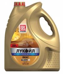 ЛУКОЙЛ ЛЮКС, полусинтетическое SAE 10W-40, API SL/CF 5л