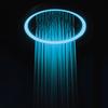 Встраиваемый световой потолочный душ с двумя режимами CHROMOTHERAPY RELED570 - фото №1