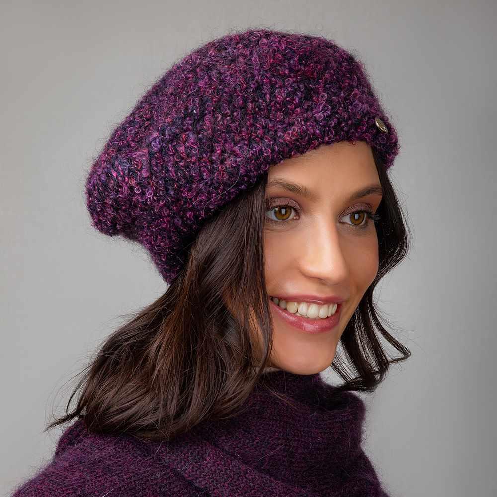 Зимняя женская шапка 31303BR Берет import_files_b6_b6e3fc1b04b511eb80ed0050569c68c2_d5c87805086d11eb80ed0050569c68c2.jpg
