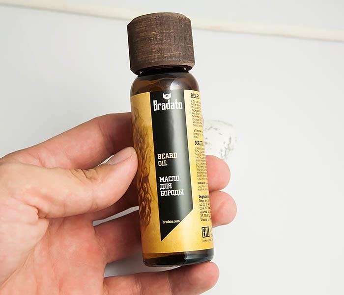 RAZ266 Ухаживающее масло для бороды «Bradato» (55 мл) фото 03
