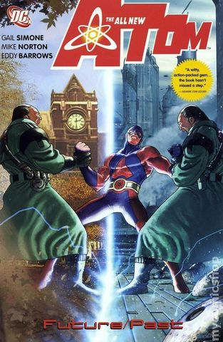 The All-New Atom: Future/Past TPB