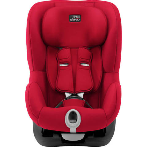 Автокресло Britax Roemer King II Fire Red