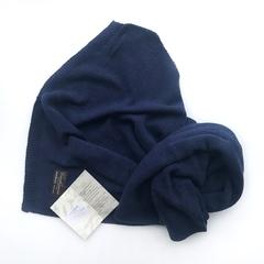 Scarf (Dark blue) / Шарф (Темно-синий)