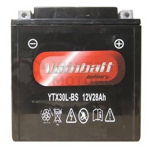 Аккумулятор VomBatt YTX30L-BS