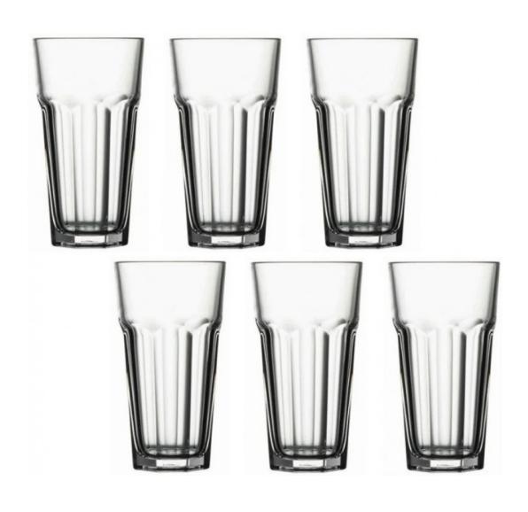 Наборы стаканов Pasabahce Casablanca 365ml  6 шт. 52706-6