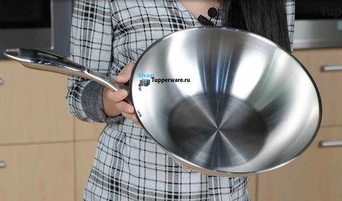 Сковорода Вок От шефа (4,2 л) рис.3