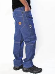 Брюки для скалолазания Hi-Gears Mega Bould+ 4 Season blue jeans (синие джинсы)