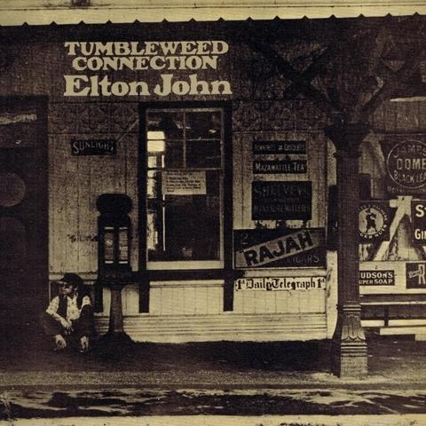 Elton John / Tumbleweed Connection (LP)
