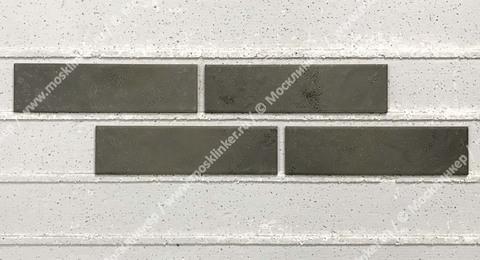 Paradyz - Semir, Grafit, 245x65.8x7.4 - Клинкерная плитка для фасада и внутренней отделки