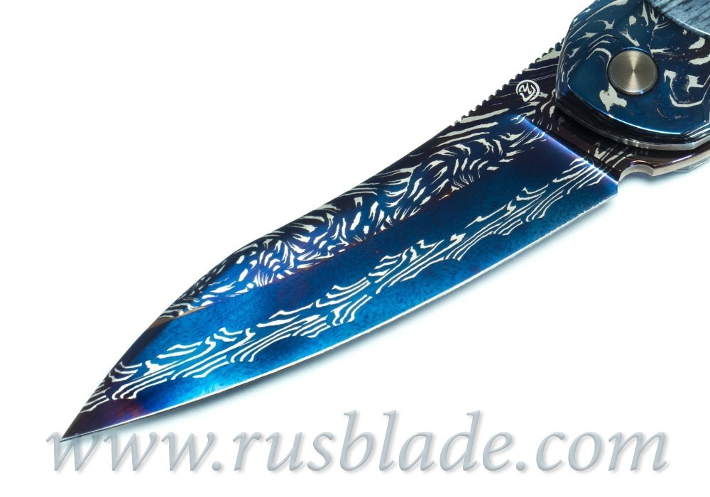 Cheburkov Russkiy Exclusive Blue Accent - фотография