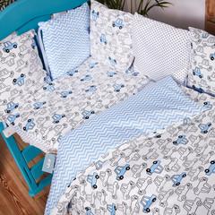 Комплект постельного белья Модена