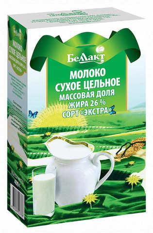 Молоко сухое Экстра 400г. Беллакт