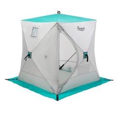 Палатка для зимней рыбалки Premier Куб 1,5х1,5 (PR-ISC-150BG)