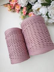 Чайная роза Лайт 3 мм Полиэфирный шнур