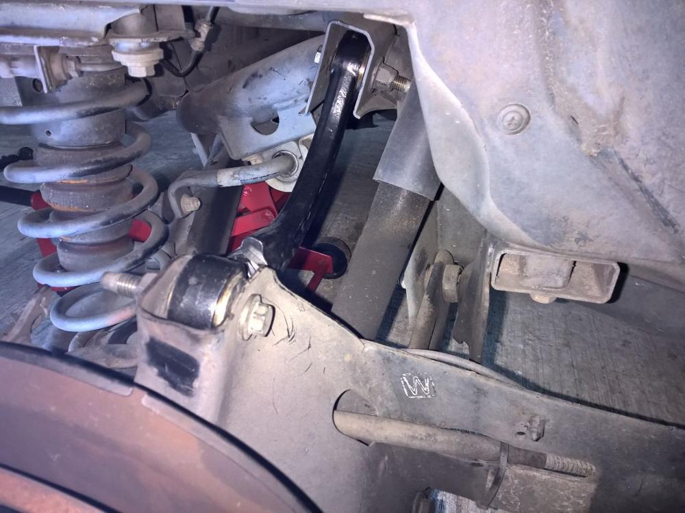 задние верхние развальные рычаги Ford Focus 1 2 3