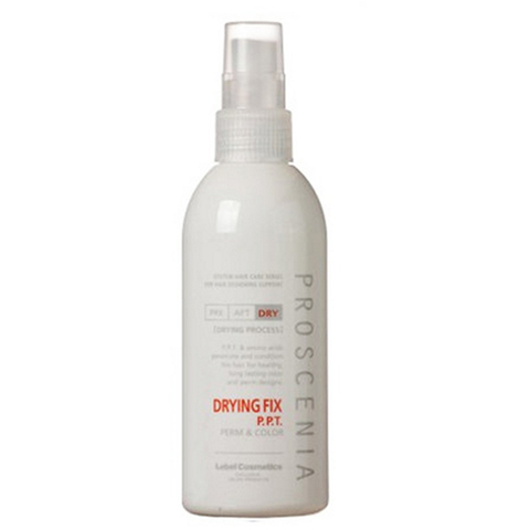 Lebel Proscenia Drying fix - Средство для окрашенных волос 200 мл
