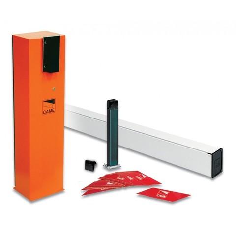 Автоматический шлагбаум CAME GARD 3750 для автоматизации проезда шириной до 4 м