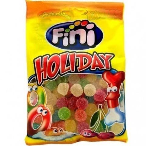 Жевательный мармелад Fini Holiday сахарные точки 100 гр