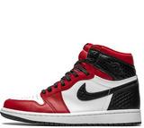 Кроссовки Nike Air Jordan 1 Retro Black/White/Red