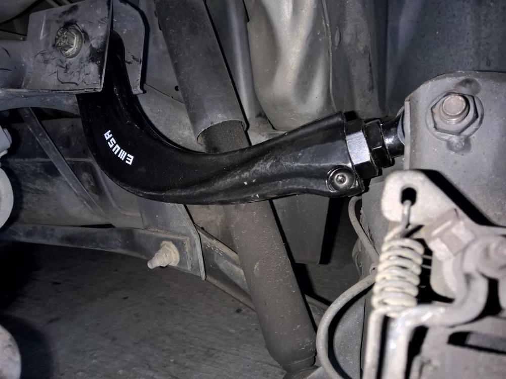 Развальный рычаг Форд Фокус 1 2 3
