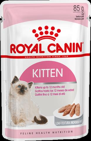 Влажный корм для котят в возрасте до 12 месяцев