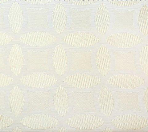 Портьерная ткань двухсторонний жаккард Любава светло-бежевый