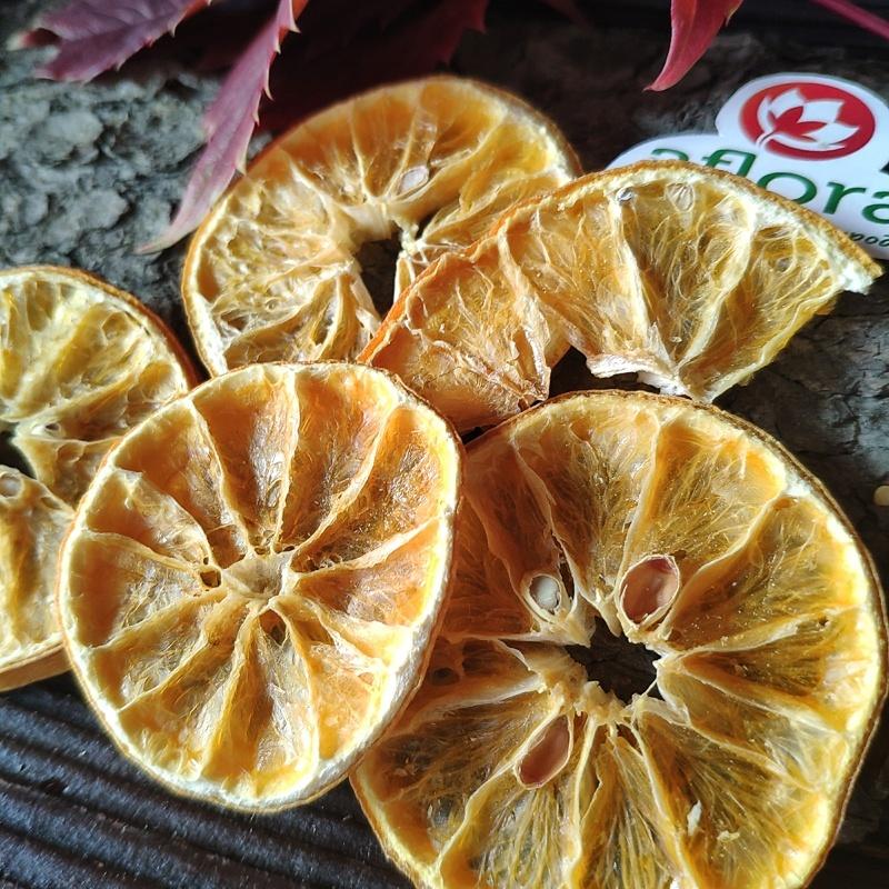 Фотография Чипсы фруктовые Мандарин, 250 г купить в магазине Афлора