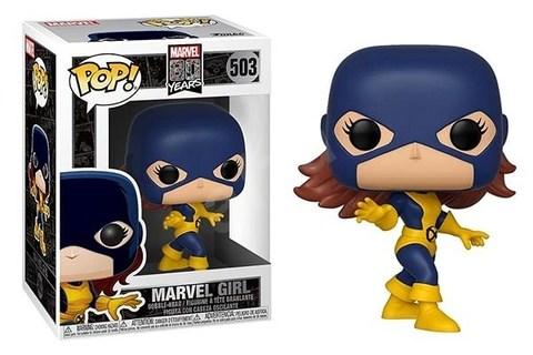 Marvel 80th Marvel Girl Funko Pop! Vinyl Figure    Чудо-Девушка