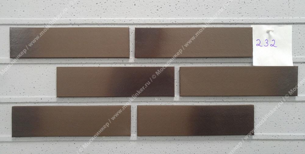 King Klinker - Mahogany dream (15), Dream House, 65x250x10, RF - Клинкерная плитка для фасада и внутренней отделки