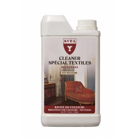 Очиститель мебели, салона автомобиля Avel-SPECIAL TEXTILES, 500мл., Saphir