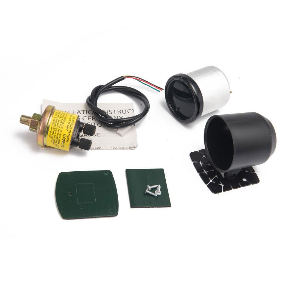 Полная комплектация автомобильного датчика давления масла