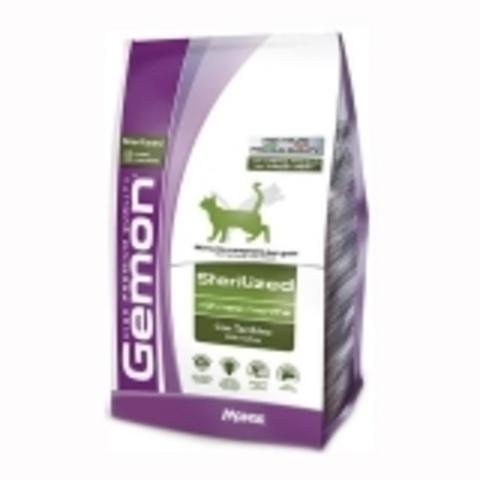 Gemon Cat Sterilized 20 кг