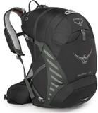 Картинка рюкзак велосипедный Osprey Escapist 32 Black -