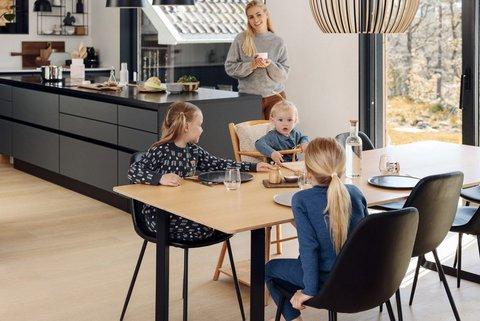 Свитер Voksi Double Knit Nordic Grey