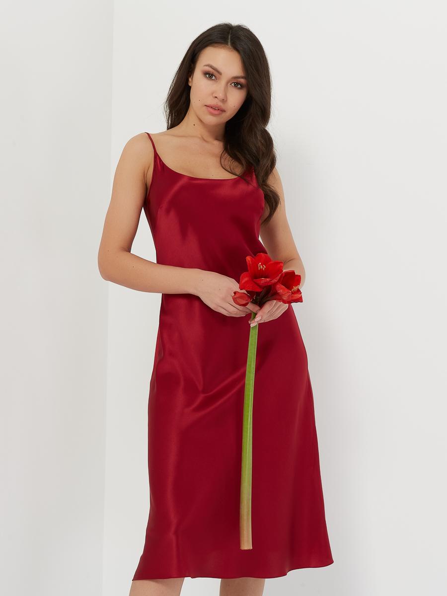 Платье шелковое Inlove