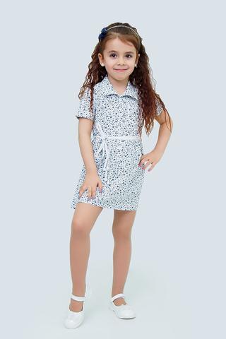 Платье детское + пояс (артикул 1Л2-3)