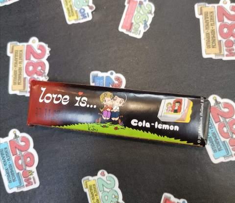 Жевательная конфета Love Is (Кола-Лимон)