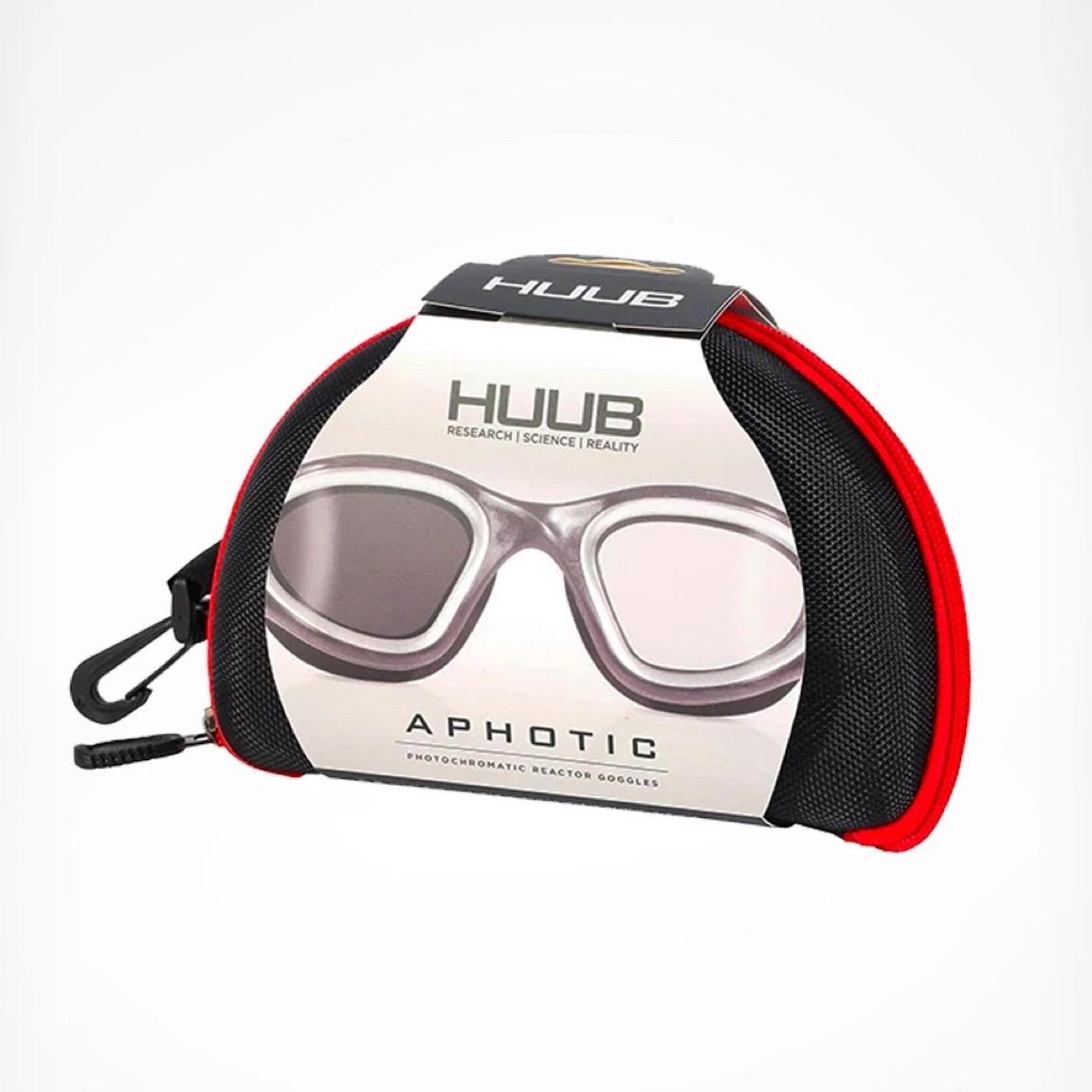 Очки для плавания HUUB Aphotic
