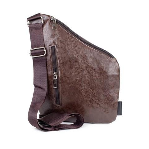 Мужская сумка-кобура Fino из экокожи