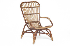 Кресло Secret De Maison Андерсен (Andersen) (mod. 01 5085/1-1) — светлый мед/матовый