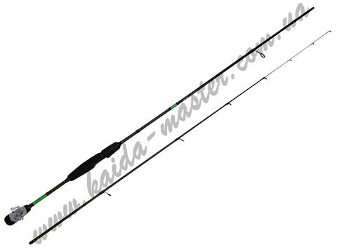 Спиннинг Kaida Legend Spinning 2,4 метра, тест 1-7 гр