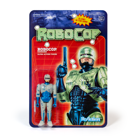 Robocop Battle Damaged || Робокоп (светится в темноте)