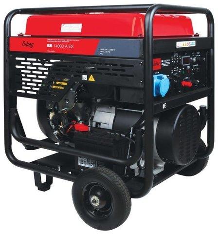 Кожух для бензинового генератора Fubag BS 14000 A ES (12000 Вт)