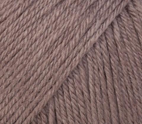 Пряжа Gazzal Baby Wool мокко 835