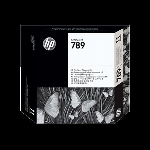 CH621A. Восстановленный набор для очистки печатающих головок, HP 789