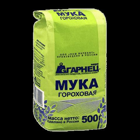 Garnec Мука гороховая 500 гр